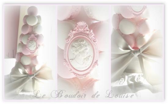 Le Boudoir de Louise (Pièce montée)