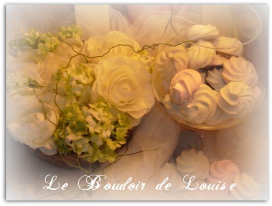 Le Boudoir de Louise (Meringue)