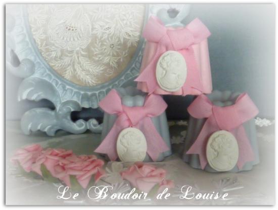 Le Boudoir de Louise (Cannelé couture)