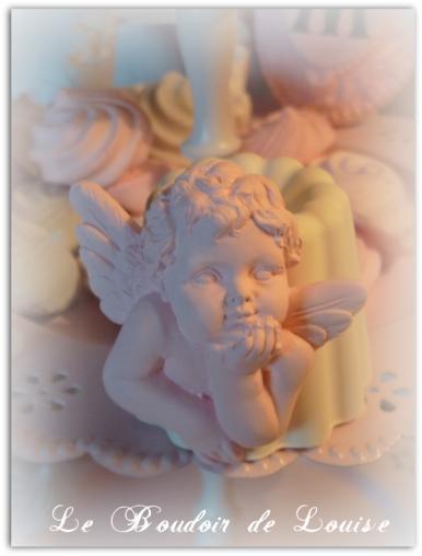 Le Boudoir de Louise (Cannelé angelot)