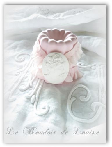 Le Boudoir de Louise (Cannelé à froufrou)