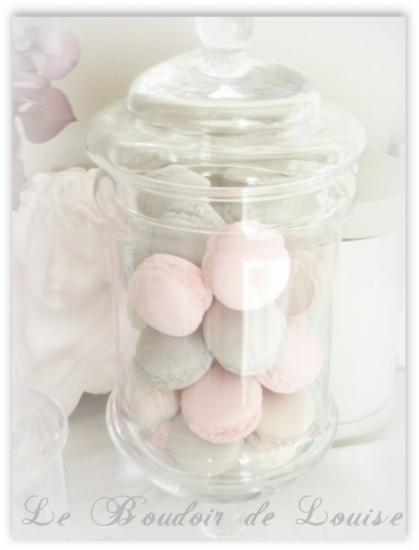 Le Boudoir de Louise (Macarons)