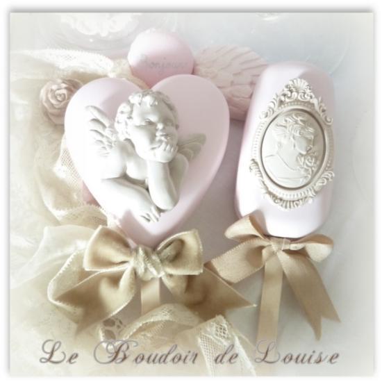 Le Boudoir de Louise (Esquimaux en plâtre)