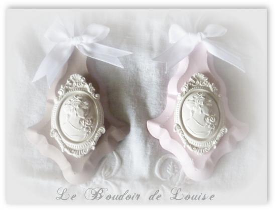 Le Boudoir de Louise (Pampille et camée)