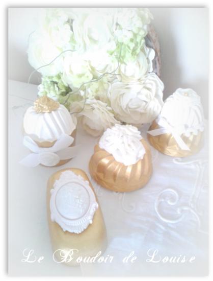 Le Boudoir de Louise (Assortiment doré mariage)