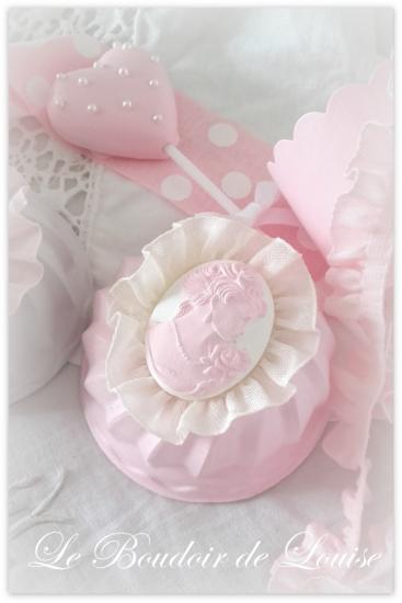 Le Boudoir de Louise (Grand cake camée