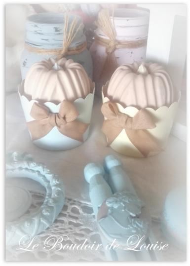 Le Boudoir de Louise (Cupcake)