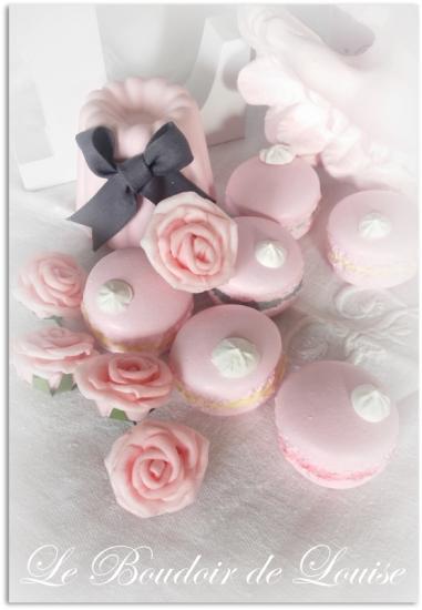 Le Boudoir de Louise (Macarons gourmands)