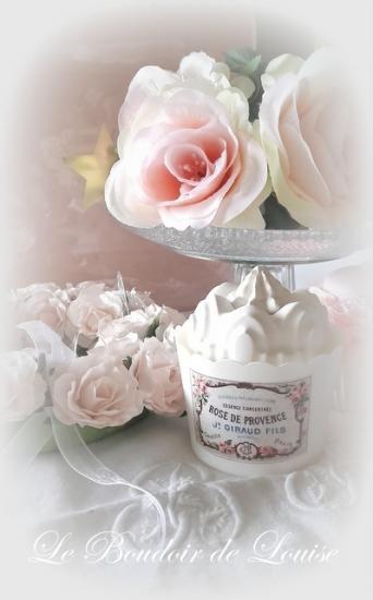 Le Boudoir de Louise (Cupcake en plâtre Shabby)