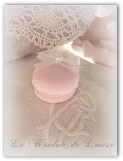 Le Boudoir de Louise (Macaron de