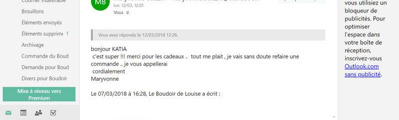 Le Boudoir de Louise