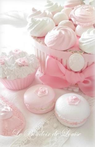 Le Boudoir de Louise (Gourmandises en plâtre Macarons