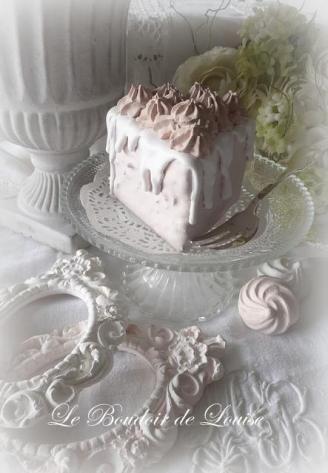 Le Boudoir de Louise (Gourmandises en plâtre shabby)