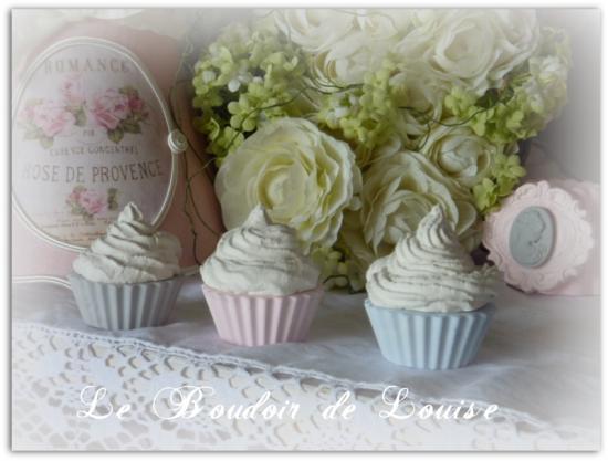 Le Boudoir de Louise (Les Chantillys en plâtre)