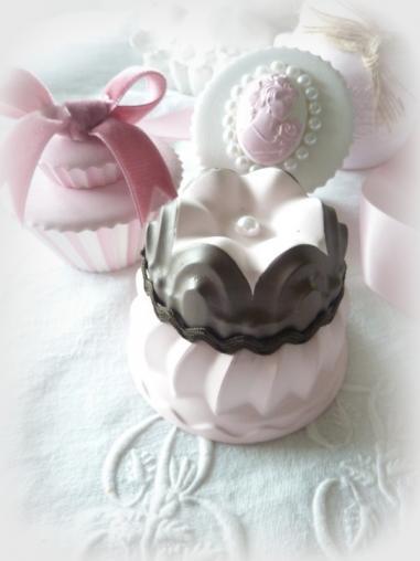 Le Boudoir de Louise (Pièce montée chocolatée)